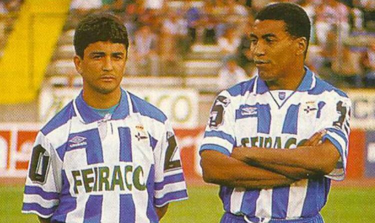 Bebeto e Mauro Silva, Deportivo La Coruna