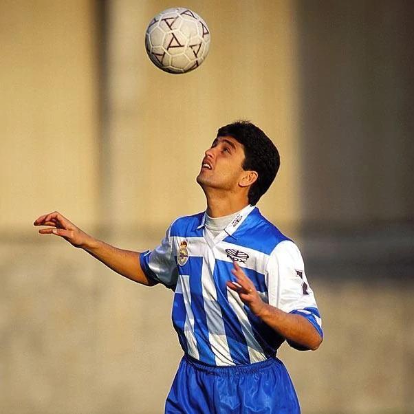 Bebeto maglia Deportivo Rox Sport