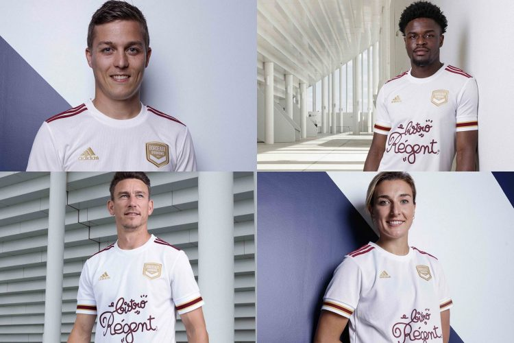 Nuovo kit away Bordeaux 2020-21