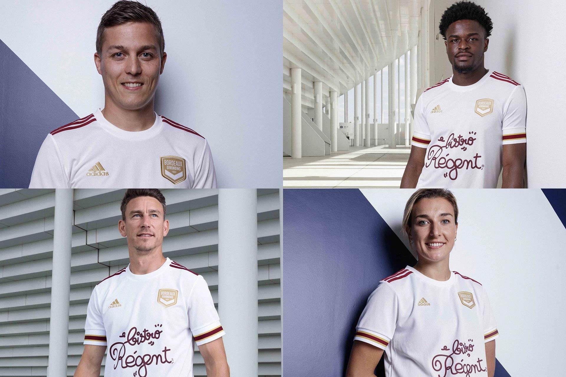 Maglie Bordeaux 2020-2021, il grande ritorno di Adidas