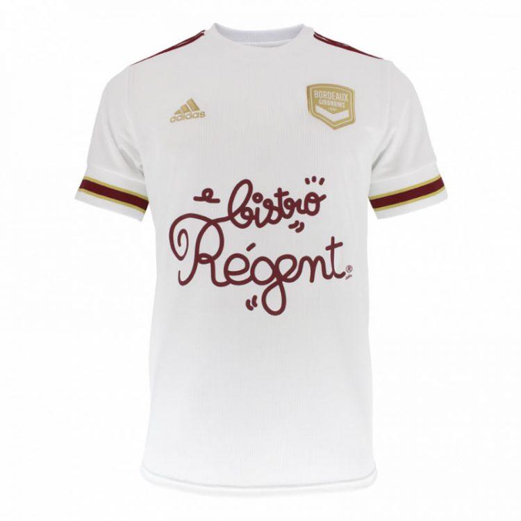 Seconda maglia Bordeaux 2020-21
