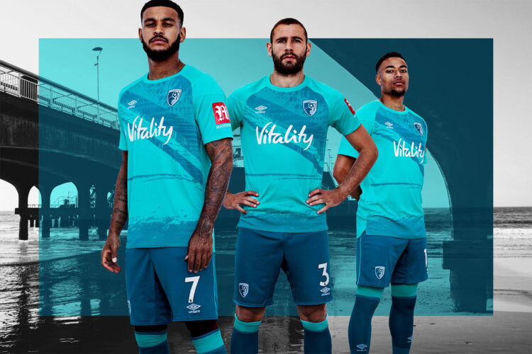 Kit Bournemouth away 2020-2021