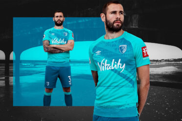 Kit away Bournemouth 2020-21