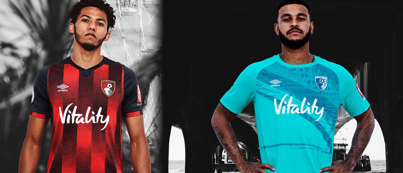 Maglie Bournemouth 2020-2021 Umbro