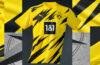 Nuova maglia Borussia Dortmund 2020-2021