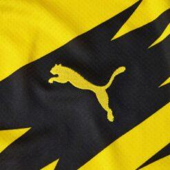 Logo Puma maglia Borussia Dortmund