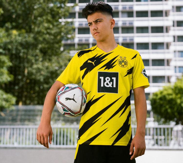 La maglia del Borussia Dortmund 2020 Puma