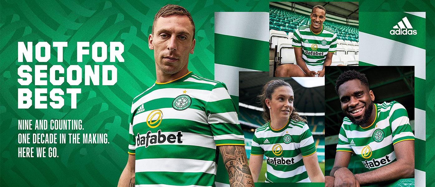 Celtic nuova maglia 2020-21 adidas
