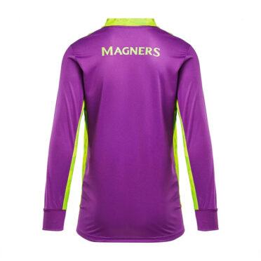 Maglia portiere Celtic 2020-21 viola retro
