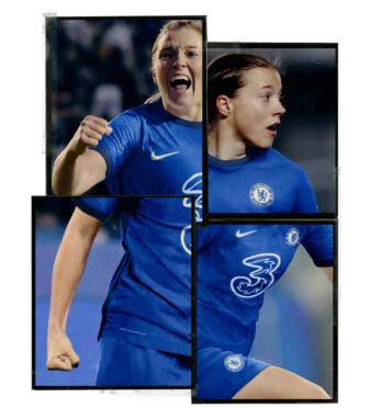 Fran Kirby, maglia Chelsea 2020 donne