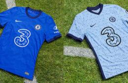 Maglie Chelsea 2020-2021 Nike