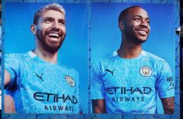 Presentazione maglia Manchester City 2020-21