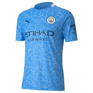 Maglia Manchester City 2020-21 Puma