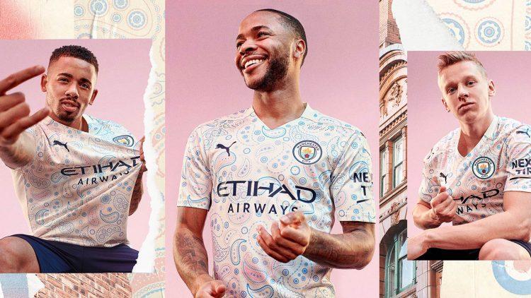 Manchester City terza divisa 2020-21 Puma