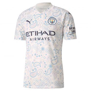 Terza maglia Manchester City 2020-2021
