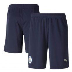 Pantaloncini blu terza divisa City 2020-21