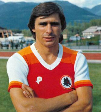 Bruno Conti, maglia Roma 1979-80