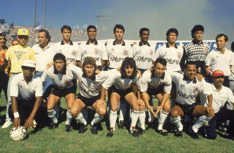 Corinthians maglia 1990