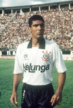 Corinthians maglia 1990 Jacenir