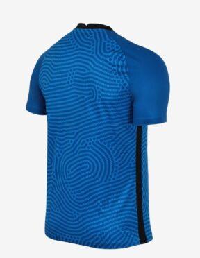 Maglia portiere Corinthians blu 2020 retro