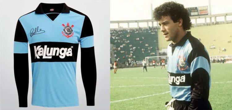Maglia Ronaldo Corinthians 1990