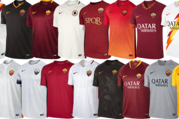 cover maglie roma nike