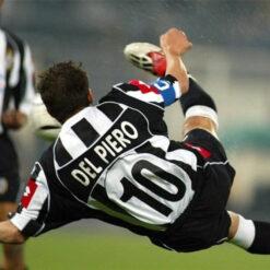 Del Piero maglia Juventus Lotto