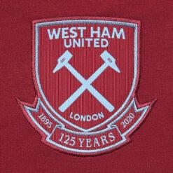 Stemma West Ham 125 anni