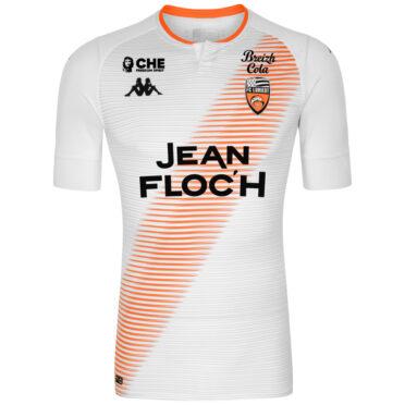Seconda maglia Lorient 2020-21