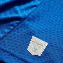 Etichetta maglia originale Everton