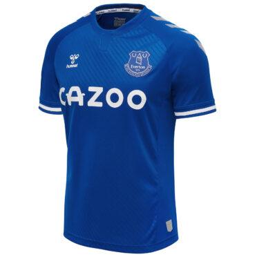 Maglia Everton 2020-2021 Hummel