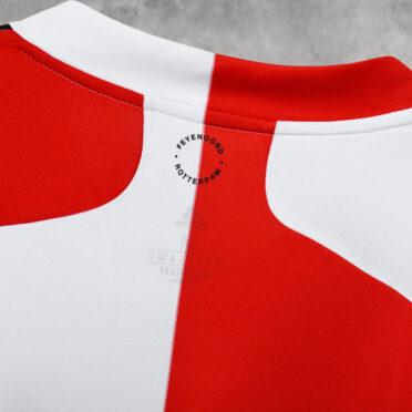 Retro collo maglia Feyenoord home