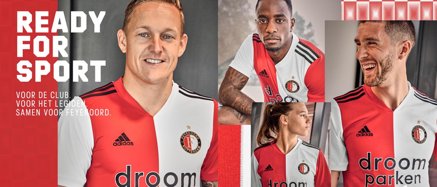 La nuova maglia del Feyenoord 2020-21