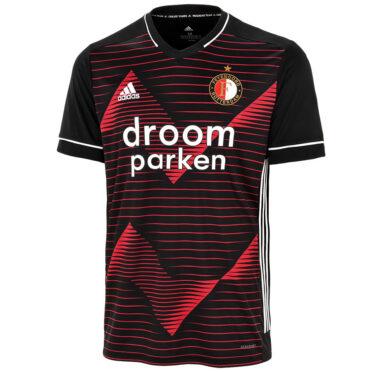 Maglia Feyenoord away 2020-21 nera