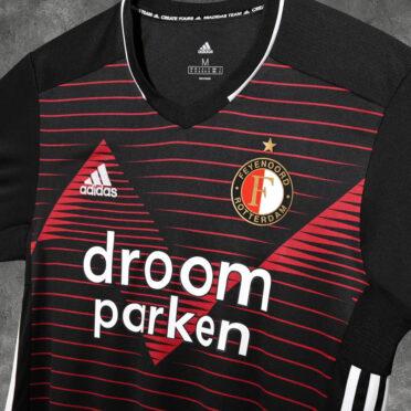 Fantasia maglia Feyenoord away 2020-21