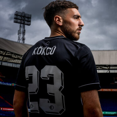 Font Feyenoord away 2020-21