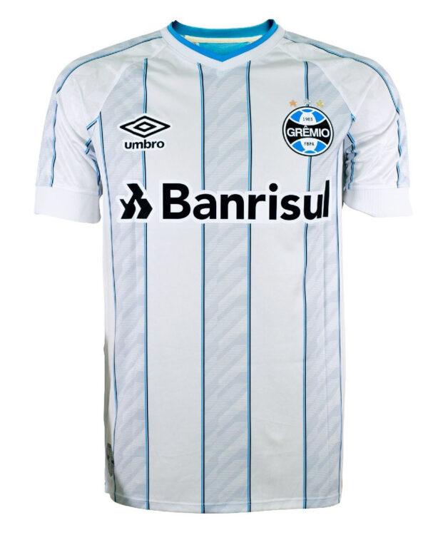 Seconda maglia Gremio 2020-2021