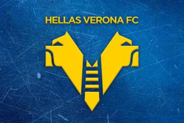 Nuovo logo Hellas Verona