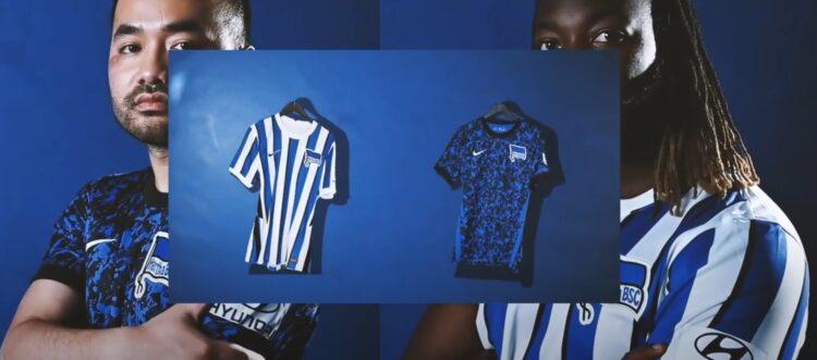 Hertha vendita maglie nuove
