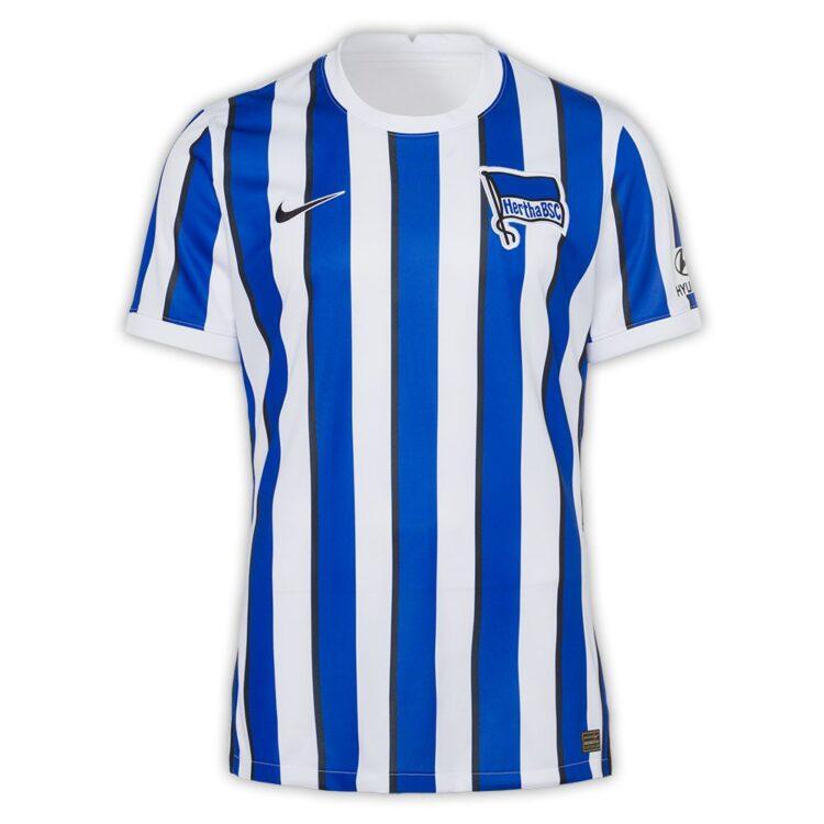Maglia Hertha Berlino 2020-2021