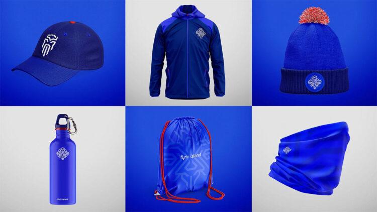 Islanda, abbigliamento nuovo stemma