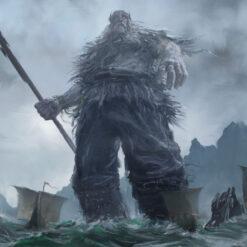 Gigante - Nuovo logo Islanda