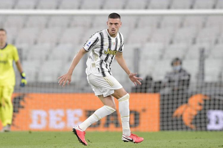 Esordio maglia in Juventus-Roma