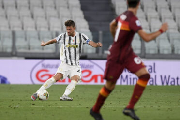 Rugani, divisa Juventus 2020-21