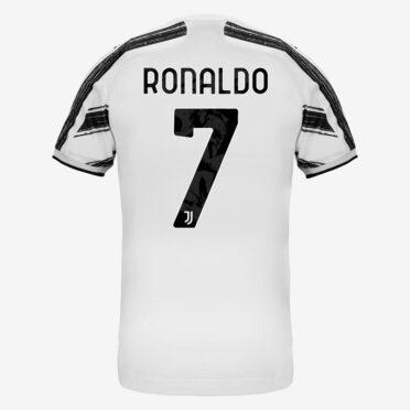 Maglia Juventus 2020-21 Ronaldo 7