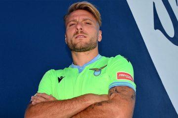 Nuova maglia away Lazio 2020-21