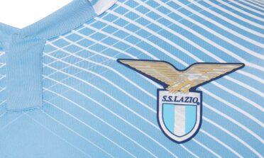 Dettaglio prima maglia Lazio