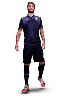 Terza Divisa Lazio 2020-2021 blu