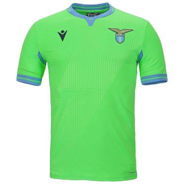 Seconda maglia Lazio 2020-2021 verde fluo