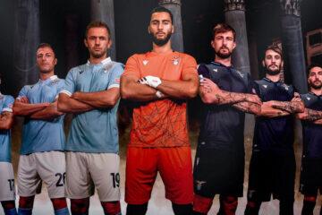 Nuove maglie Lazio 2020-2021